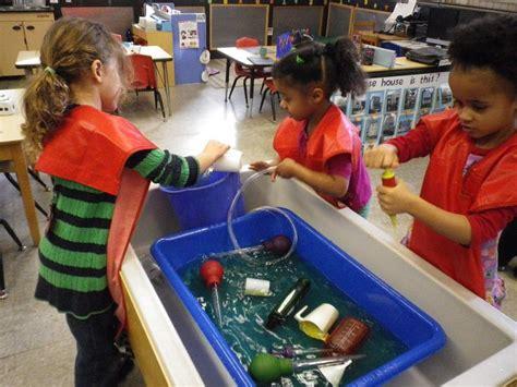 classroom  peep preschool science emergent