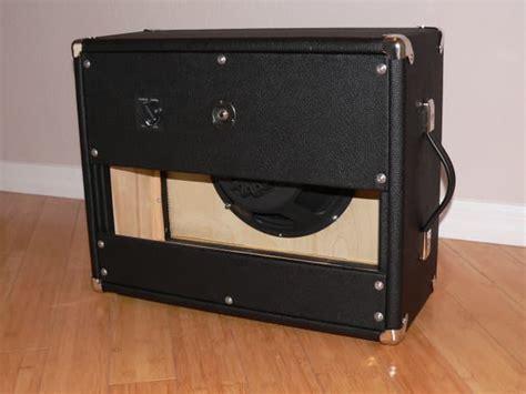 1x12 4 ohm custom jensen 100w guitar speaker cabinet with