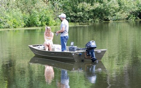Jon Boat Value by Crestliner Jon Boats Proctor Marine