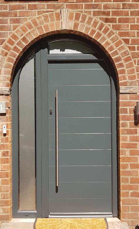 arched composite doors part arched doors force  cheshire stockport cheshire