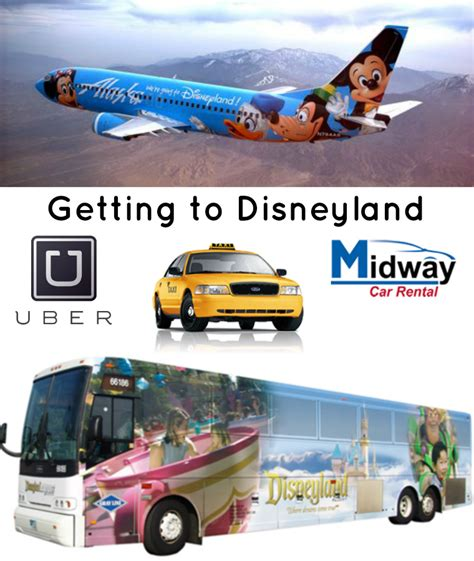flying to disneyland which airport to fly into and how to