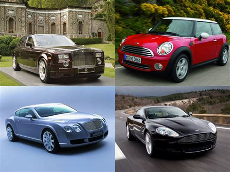 British Car Manufacturers  Carsut  Understand Cars And