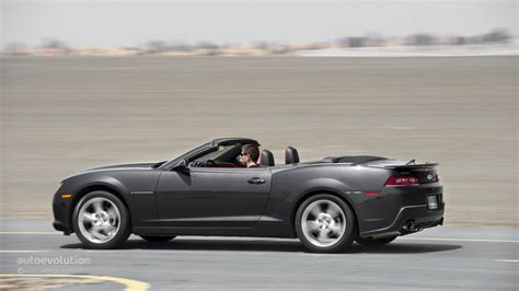 2014 Chevrolet Camaro Rs Convertible Review