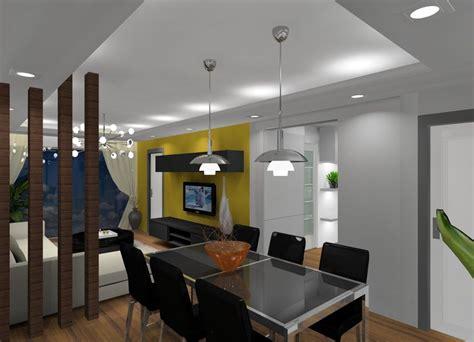 design ruang tamu rumah teres  tingkat desainrumahidcom