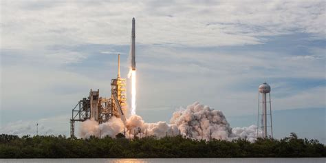 Thanks to SpaceX, The US Dominated Rocket Launches in 2017