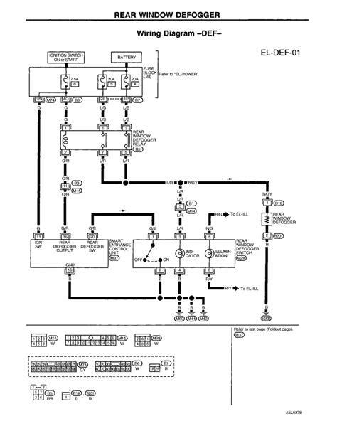 97 Nissan Sentra Radio Wiring Diagram by Repair Guides Electrical System 1998 Rear Window