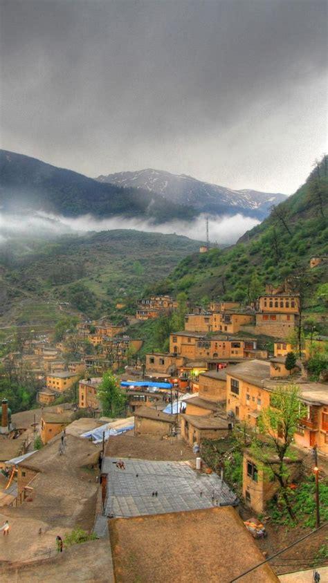 landscapes nature cityscapes iran masouleh wallpaper