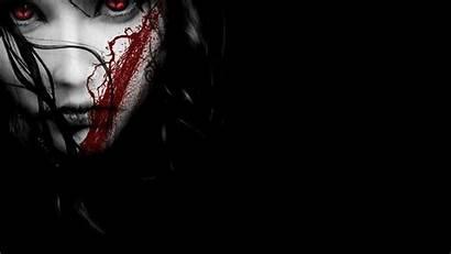 1080p Wallpapers Creepy Blood Eyes Dark Background