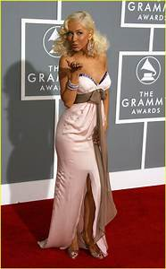 Full Sized Photo of christina aguilera grammys 04 | Photo ...