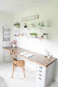 Diy Office Spaces  Tips For Diy Desk Ideas  Organization
