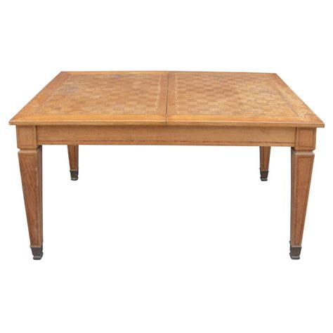 coffee tables on 1930 1940 table with integrated extension leaves at 1stdibs 5527
