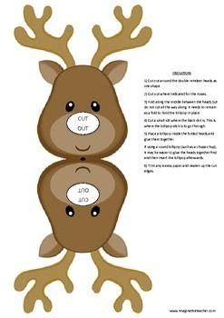 Deer Lollipop Cover Template Pdf by Free Reindeer Nose Lollipop Holder Christmas Ideas
