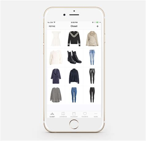 Closet Organizing App by The Best Closet Organizer Apps For Your Wardrobe Verily