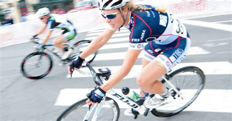 How Women Are Leaving Men In Their Cycling Dust