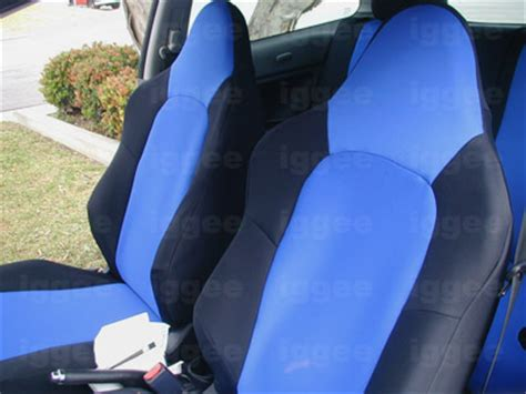 2002 Acura Rsx Seat Covers by Acura Rsx 2002 2006 Iggee S Leather Custom Fit Seat Cover