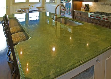 Green Granite Countertops by Gorgeous Inspiring Images Of Granite Countertops Homesfeed