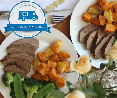 healthy meals delivered to your door upgraded paleo meal plan subscription