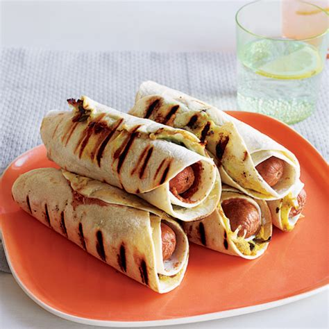 pigs  ponchos tortilla wrapped franks  beans