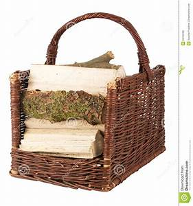 Korb Für Brennholz : korb mit brennholz lizenzfreie stockfotos bild 22756168 ~ Buech-reservation.com Haus und Dekorationen