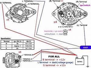 Image Result For 3 Wire Alternator Not Charging