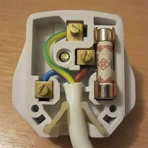 Plug Wiring Colour Scheme