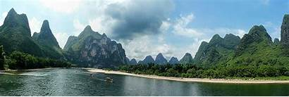 River China Li Yangshuo Guilin Landscape Cruise