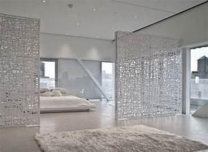Raumteiler Wohnzimmer Schlafzimmer : 55 raumteiler deko wohnzimmer schlafzimmer ideen casadsn ~ Frokenaadalensverden.com Haus und Dekorationen