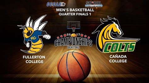 cccaa mens basketball quarterfinal   pm youtube