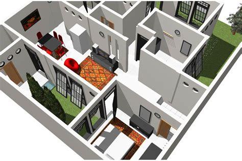 contoh gambar desain rumah sederhana raja aneka iklan