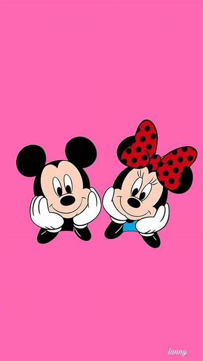 Mickey Mouse Minnie Disney Iphone Parede Wallpapers