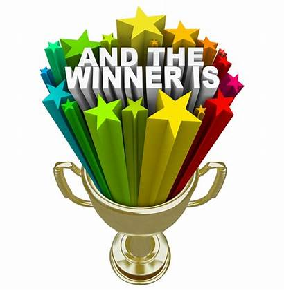 Clipart Winner Announcement Award Cliparts Contest Clip