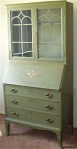 The Completed Desk A piece I recently restored was a ...