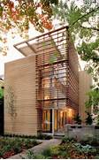 Narrow House Facade Urban Home Design How To Fit Your Dreams Into A Narrow Lot