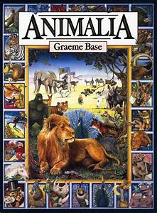 'Animalia' author, Graeme Base announces new game app ...