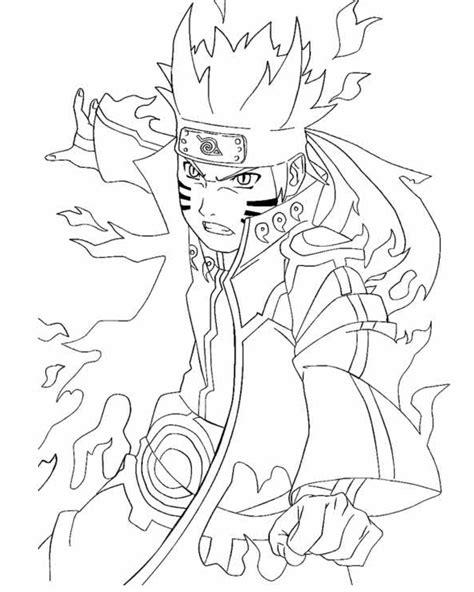naruto shippuden coloring pages  bestofcoloringcom