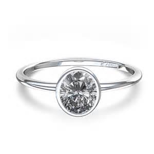oval engagement ring settings bezel set oval cut ring in palladium united kingdom