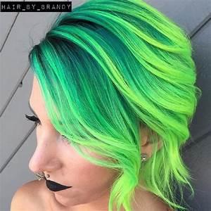 Haarfarbe Schwarz Grau : naturliche haarfarbe grun modische frisuren f r sie foto blog ~ Frokenaadalensverden.com Haus und Dekorationen