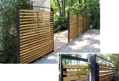 Moderner Sichtschutz by Gartengestaltung Sichtschutz Decor Lover Outdoors