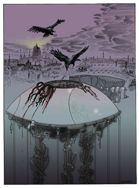 The Folio Society's The War Of The Worlds illustrations ...
