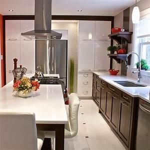 petite cuisine pratique meilleures images d39inspiration With wonderful meubles pour petite cuisine 6 amenagement cuisine en l marie claire