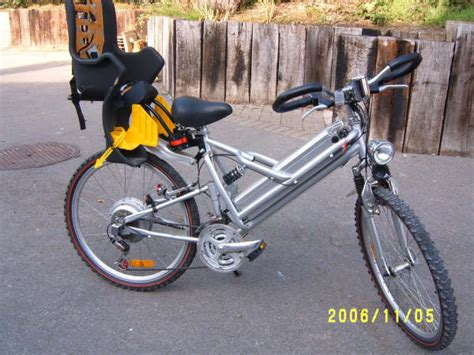 siège vélo bébé 601