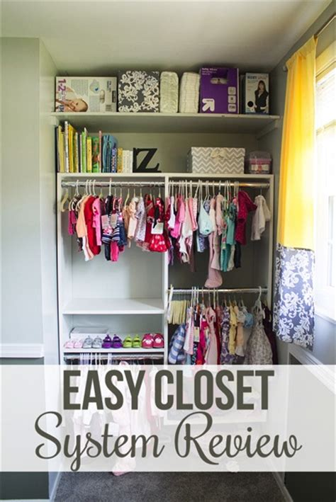 Easy Closets Review by Easy Closet System Review I Planners