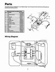 Die Hard Battery Charger Wiring Diagram
