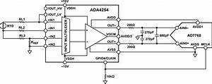 Ada4254 High Voltage Low Power Pgia