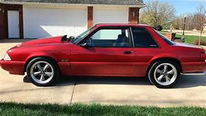1990 Ford Mustang -LX NOTCHBACK- SEE VIDEO Stock # 9030285NSC for sale near Mundelein, IL | IL ...