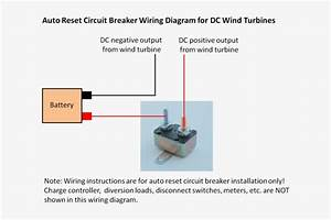 Circuit Breaker Wiring Diagrams Web Dc Power Supply