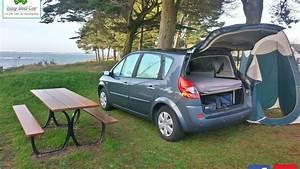 Camping Car Renault : am nager son renault sc nic en mini camping car youtube ~ Medecine-chirurgie-esthetiques.com Avis de Voitures