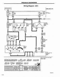 2005 Nissan Altima Car Stereo Radio Wiring Diagram