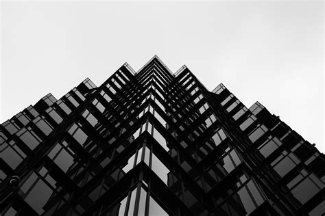 Free Images  Black And White, Architecture, Glass