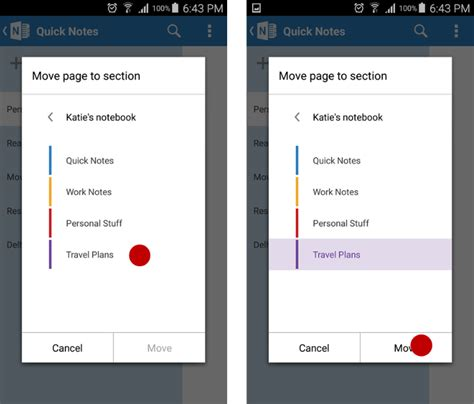 onenote android onenote july mobile updates for ios and android office blogs